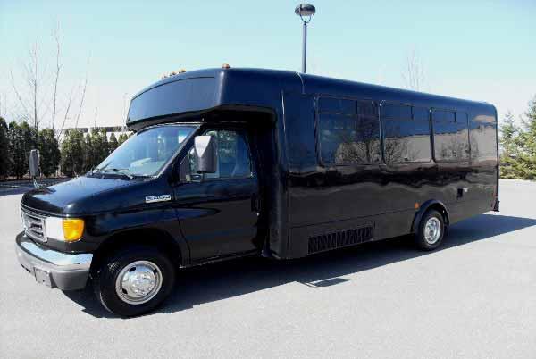18 passenger party bus La Porte