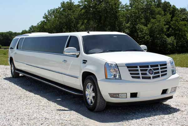 Cadillac Escalade limo Richmond