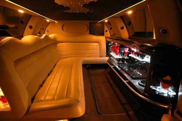 Lincoln limo party rental La Porte