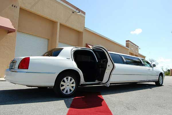 lincoln stretch limousine Anderson